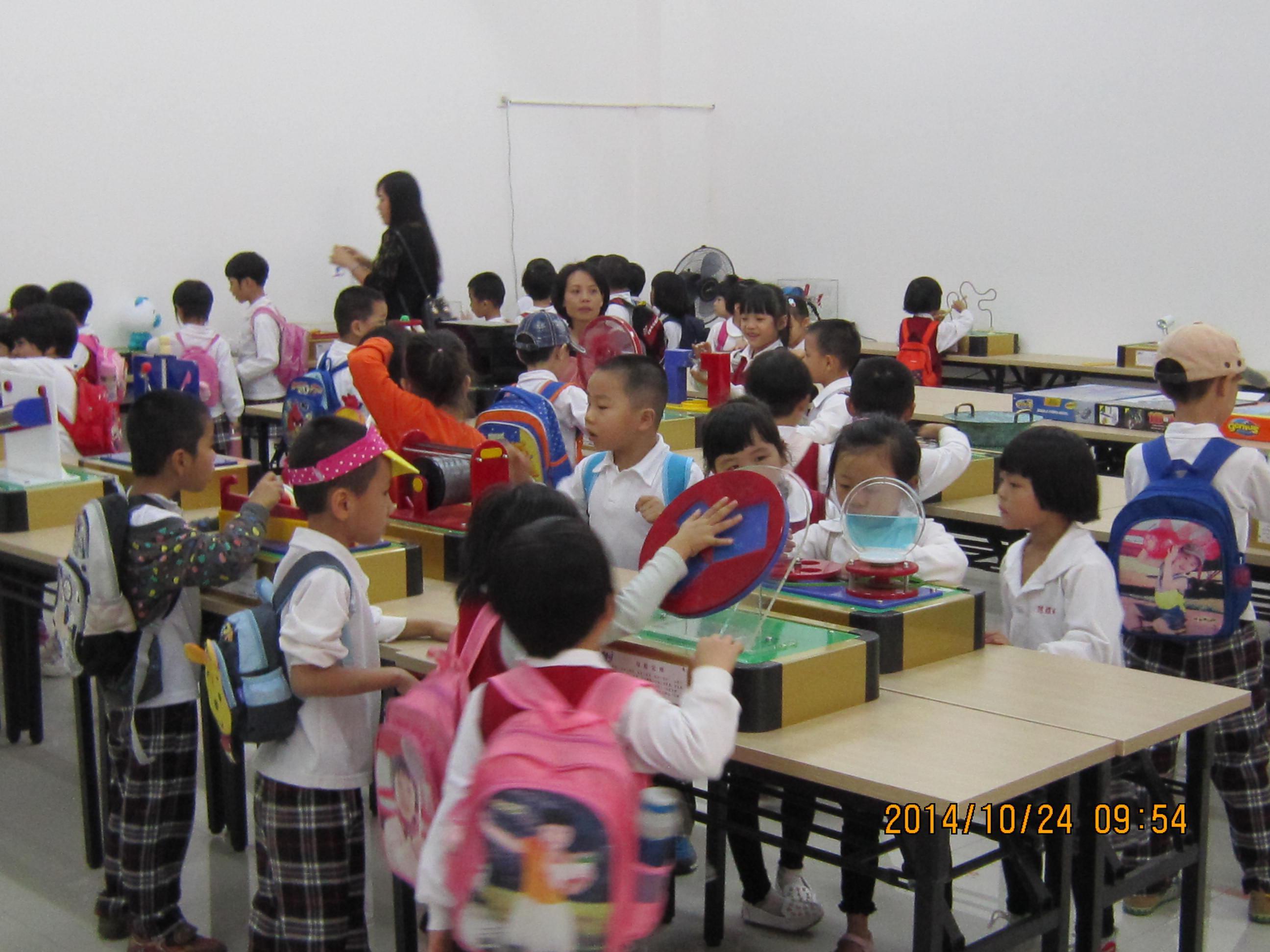 惠安县妇联与县实验幼儿园联合开展快乐亲子游活动